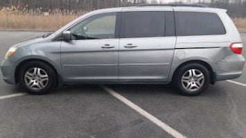 2007 Honda Odyssey EX-L w/ Leather and DVD RES