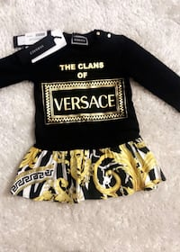 Young Baby Versace Authentic Dress 9-12 months Toronto, M1L