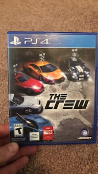 Sony PS4 Need for Speed Payback case Fresno, 93722