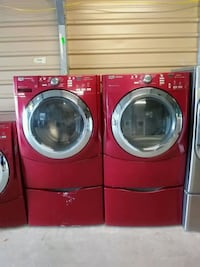 Washer And Dryer Maytag Del Valle, 78617