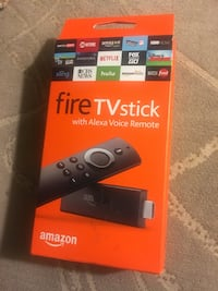 Fire TV stick with Alexa voice remote Las Vegas, 89107