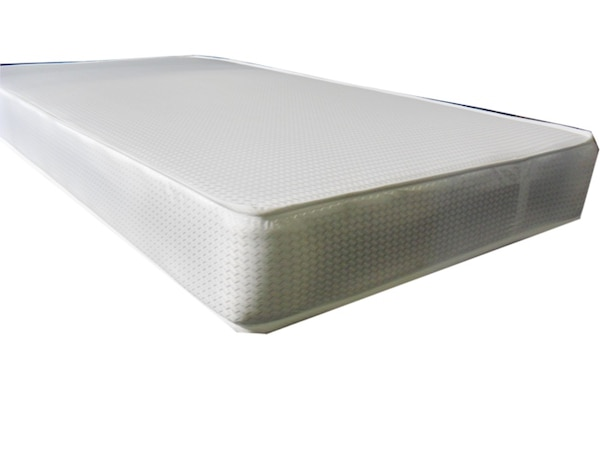 """Brand new 8"""" spring smooth top mattress warehouse sale"""