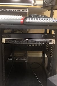Furman M-8x2 and Behringer MDX 2600 Franklin Lakes, 07417