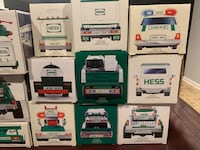 Hess Truck Collection Dunn Loring