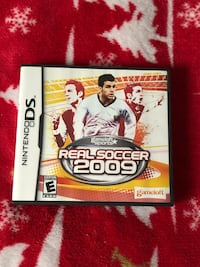 soccer DS game