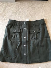 Wool skirt size 10 with lining Burnaby, V5H 1Z9