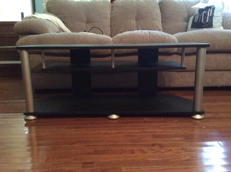 Moving Sale- TV Stand 0
