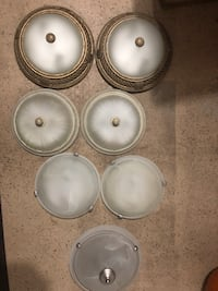 7 ceiling lights Great Falls, 22066