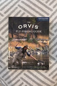 The orvis fly fishing guide by: Tom Rosenbauer Vaughan, L4L 1H8