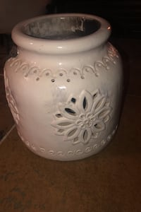 Ceramic Candle Holder Bowie, 20716