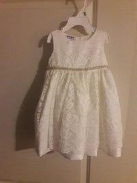 Macy's baby/toddler dress & shoes