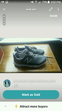Brandnew men's new balance size 10.5 and 11 London, N6C 1W9