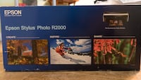 Epson Stylus Photo R2000 Wireless Wide-Format Color Inkjet Printer (Brand New/Never Used/Never Opened)