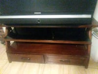 Tv stand all wood like new!! Simi Valley, 93063