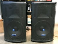Mackie 1521 power speakers  Gresham, 97030