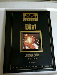 Sports illustrated champs Chicago bulls  Hawley, 18428