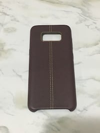 Samsung S8 leather case Calgary, T3B