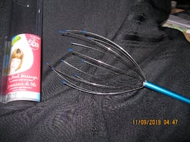 NEW - GIFTABLE * The Ultimate Scalp Massager