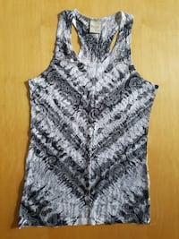 Burn out tank top. Brand new