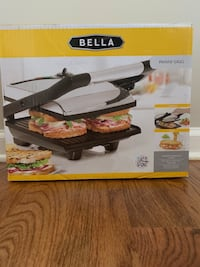 Black and gray bella panini press box Martinsburg, 25403
