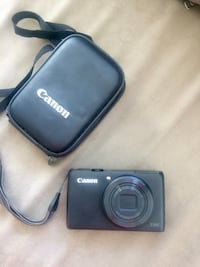 Canon Camera - PowerShot S95 with pouch Toronto, M2K 0C1