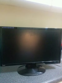 black flat screen computer monitor Edmonton, T5H 3Z5