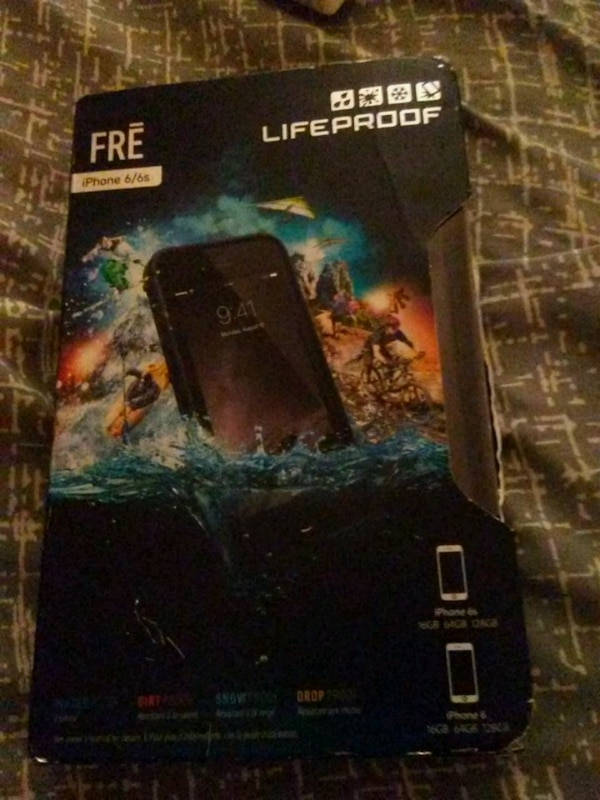 Fre Lifeproof iPhone case box