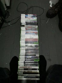 I have 51 xbox360 games for sale Vancouver, V6A 1G1