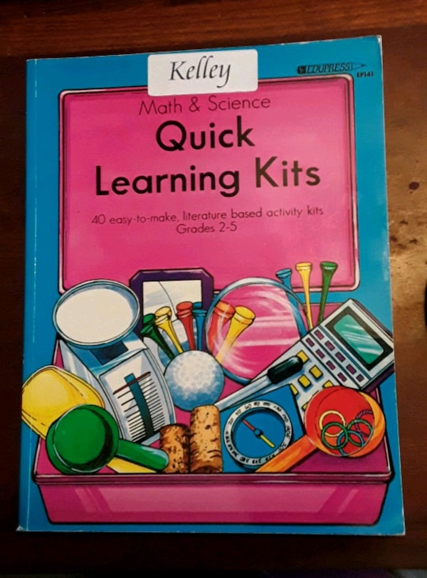 Math and Science Quick Learning Kits  5cc20c4e-152f-4c0f-bb60-6baf9facc7d8