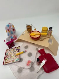 American girl doll Our Generation Under the Weather Care Set Toronto, M9B 2R5
