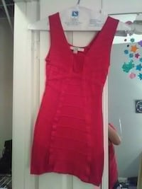 Women's red dress sz S Greensboro, 27407