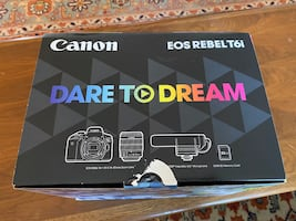 Canon EOS Rebel T6i Video Markers Kit
