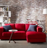 Small sectional Jacksonville, 28540