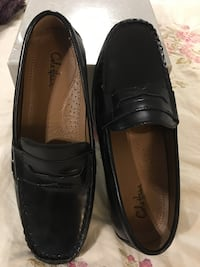 Cole Haan Black Leather Youth 3 Clinton, 39056