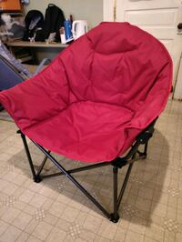 Oversized Camping Chair or collapsible lounge chair