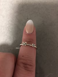 Sterling silver ring size 9 Mississauga