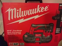 Milwaukee M18 Fuel power tool box Temple Hills, 20748