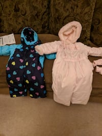 toddler's assorted clothes Algonquin