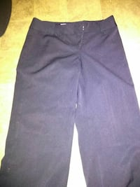 Women's Black Dress Pants Size 9/10 289 mi