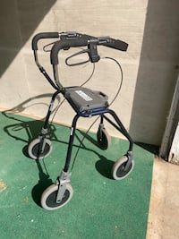 Walker adult stroller with brakes  Bluemont, 20135