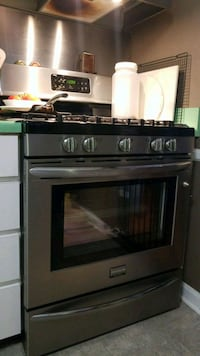 black and gray gas range oven Pittsburgh, 15241