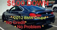 2012 BMW Coupe  New York