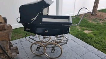 Bilt Rite - Park Ave Baby Carriage