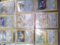 nine assorted Pokemon trading cards Louisville, 40210