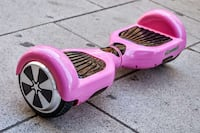 HOVERBOARD SEGWAY SCOOTER ROSA Madrid, 28014