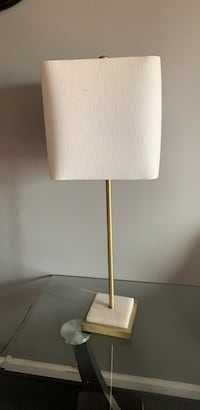 white and brown table lamp 54 km