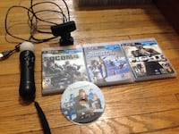 PlayStation Move Budle Toronto, M1C 1N1