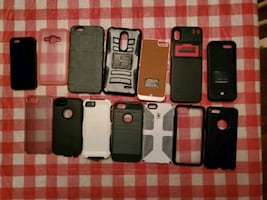 iPhone and Android Variety of Cases