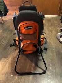 Luvdbaby Hiking Backpack Baby Carrier
