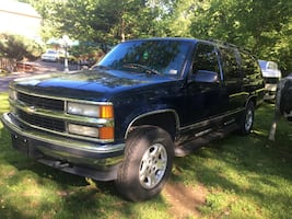 1996 chevy tahoe